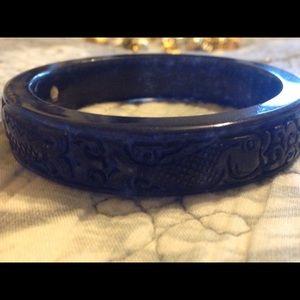 Jewelry - Black Jade Bangle